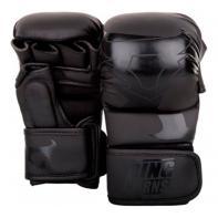 MMA Gloves  Ringhorns Charger Sparring black Matte By Venum