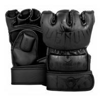 MMA Gloves Venum Gladiator 3.0 Matt Black