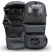 MMA Gloves Buddha Competition Amateur leather black