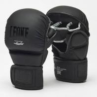 MMA Gloves Leone Black Edition Sparring