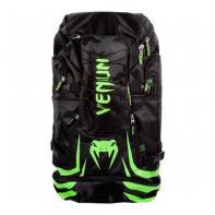Sports bag Venum Xtreme Black Neo Yellow