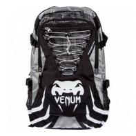 Sports bag Venum Challenger Pro black/grey