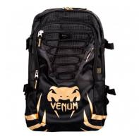 Sports bag Venum Challenger Pro Black/Gold