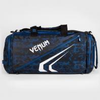 Sports bag Venum Trainer Lite Evo white / blue