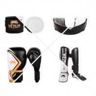 Muay Thai Venum Contender Pack