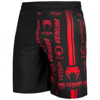Fitness Shorts Venum Logos black / red