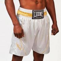 Short boxing Leone Premium white