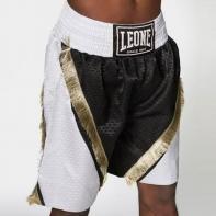 Short boxing Leone Legend white / black