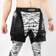 MMA Shorts Venum Defender Urban Camo