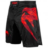 MMA Shorts Venum Light 3.0 black/red