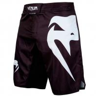 MMA Shorts Venum Light 3.0 Black/White