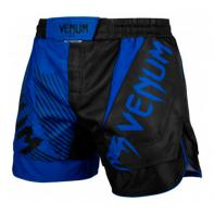 MMA Shorts Venum NOGI 2.0  Black Blue
