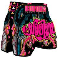 Muay Thai Shorts Buddha Cobra