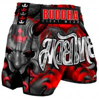 Muay Thai Shorts Buddha  Demon