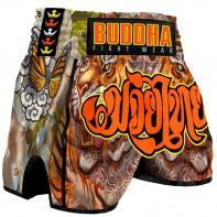 Muay Thai shorts Buddha Tiger