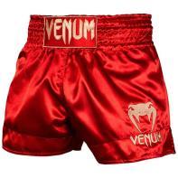 Muay Thai Shorts Venum Classic red