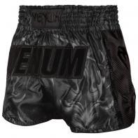 Muay Thai Shorts Venum Devil black matte