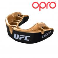 Mouthguard  Opro Gold Metal Gold  UFC