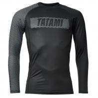 Tatami Essential 3.0 Rashguard Long Sleeve Black / Gray