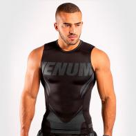Rashguard Venum ONE FC Impact  black / black sleeveless