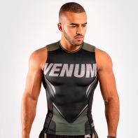 Rashguard Venum ONE FC Impact sleeveless  black /khaki