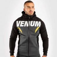 Hoody Venum ONE FC Impact grey / yellow
