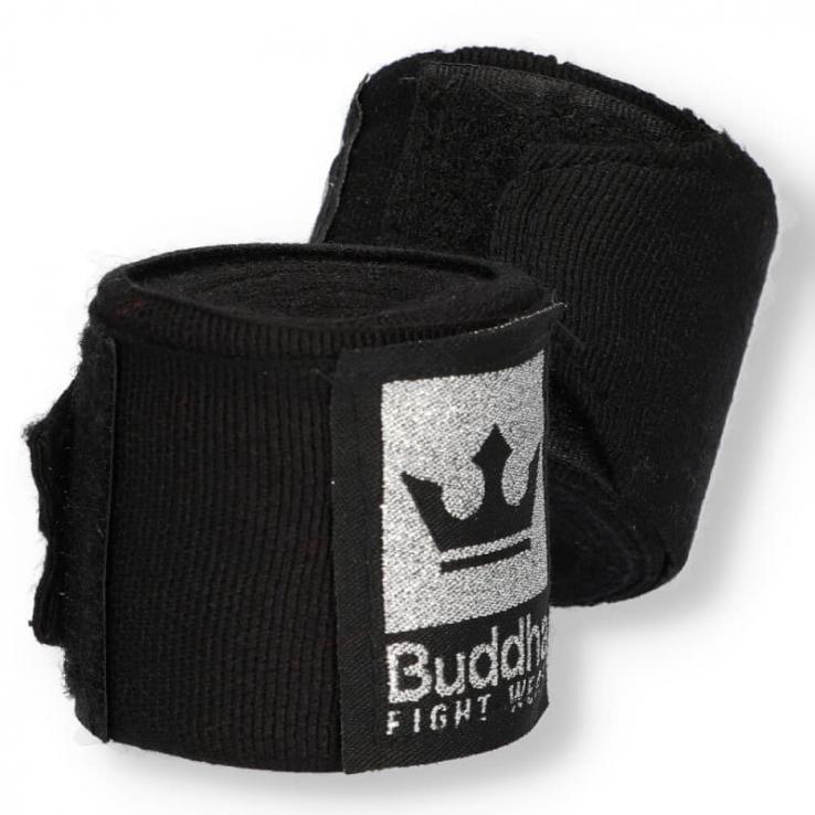 Handwraps Buddha black