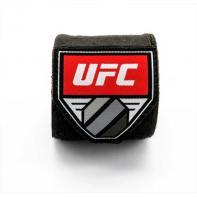 UFC  handwraps black 4,5 m
