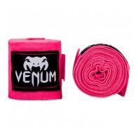 Venum handwraps neo pink