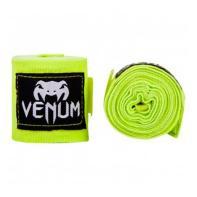 Venum handwraps neo yellow
